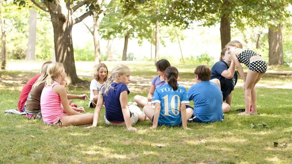 Geneva Park Activities