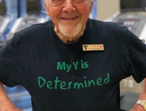 Harold Zuckerman - YMCA Volunteer