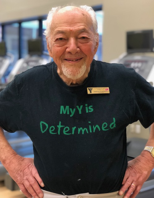 Harold Zuckerman - YMCA Volunteer