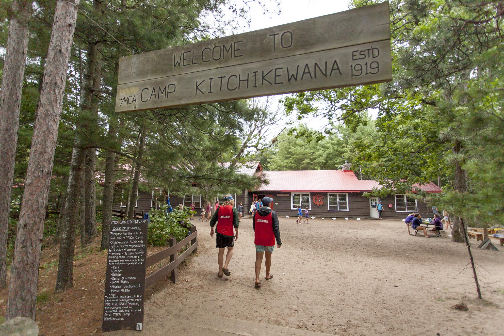 Celebrating 100 Years At YMCA Camp Kitchikewana