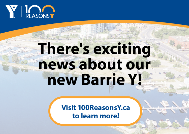 Exciting News about New Barrie Y. Visit 100ReasonsY.ca